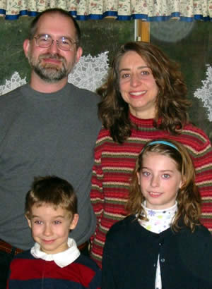 Aaron Blumer Family