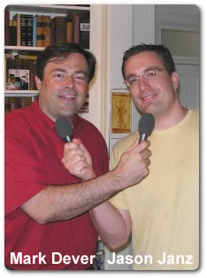 Mark Dever and Jason Janz
