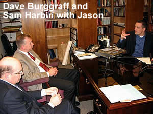 Interview with Dave Burggraff and Sam Harbin