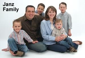 Janz Family