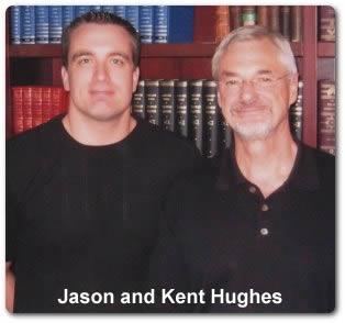 Jason and Kent Hughes