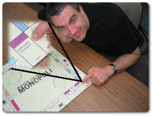 Wheaton College Monopoly