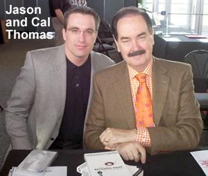 Jason and Cal Thomas