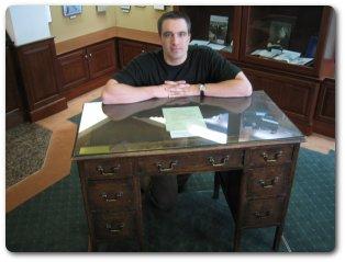 Tolkien's Desk