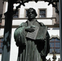 Martin Luther, Wittenberg