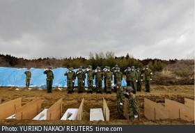 Japan Burial