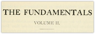 Fundamentals Vol. 2