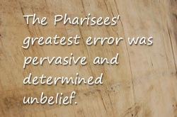 Quote-Pharisees