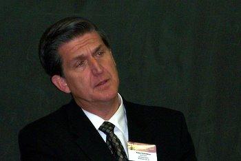 Wayne Van Gelderen gave a workshop