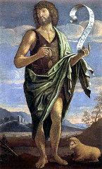 Veneto's John the Baptist