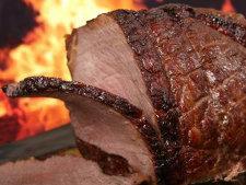 roast meat